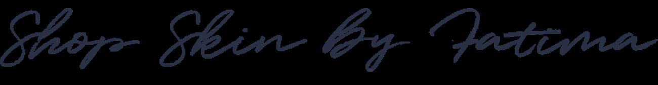 Logo Shop Skin by Fatima